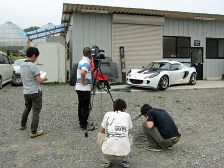 YBSテレビ ヤマナシプロデュース