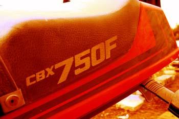 Honda CBX750F