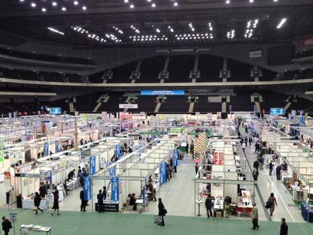 彩の国ビジネスアリーナ2012,CFRP,ドライカーボン製品